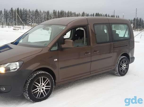Продам Volkswagen Caddy Maxi, фотография 1