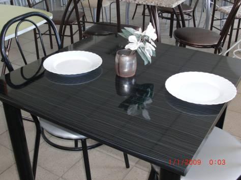 Столы и стулья для кафе, фотография 2