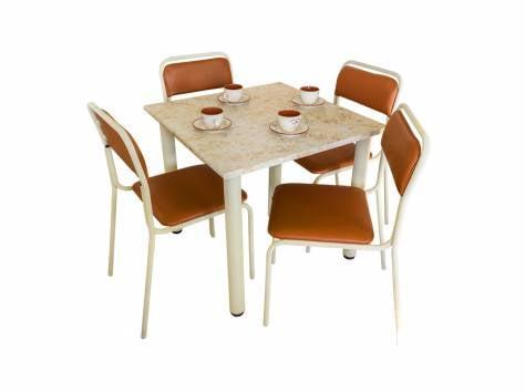 Столы и стулья для кафе, фотография 5
