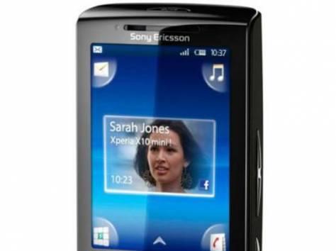 Sony Ericsson Xperia X10 mini , фотография 1