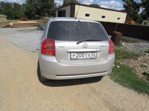 Toyota Corolla 2005г.в., фотография 3