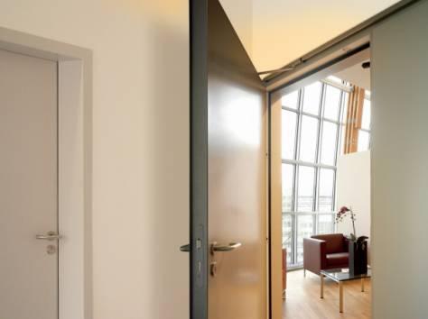 металлические двери офис