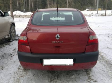 Renault Megane, фотография 3