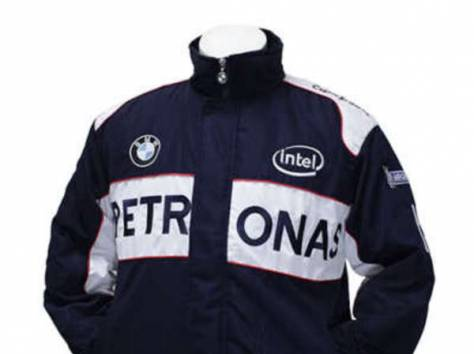 RENAULT F1 Motor Racing Embroidered Jacket Blue L, фотография 2