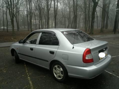 Продаю Hyundai Accent 2004 года., фотография 3