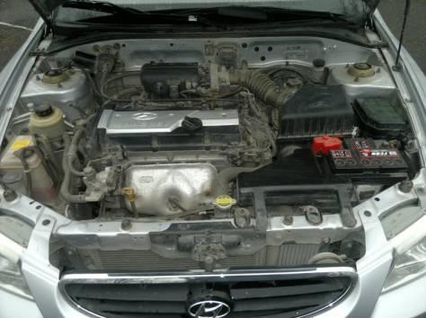 Продаю Hyundai Accent 2004 года., фотография 5