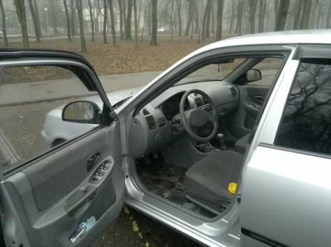 Продаю Hyundai Accent 2004 года., фотография 6