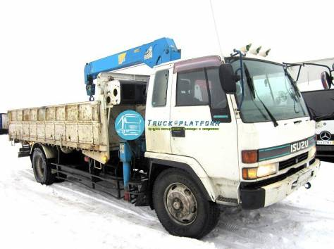 Isuzu Forward, фотография 2