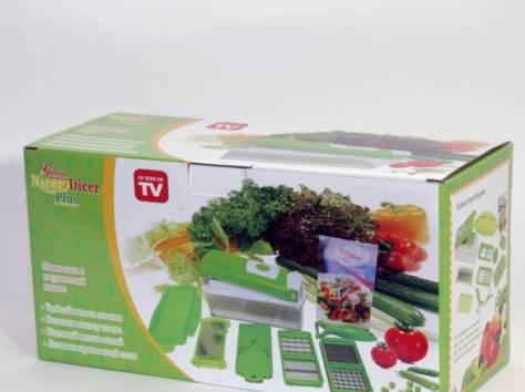 Овощерезка nicer dicer plus из TV shop оригинал, фотография 2