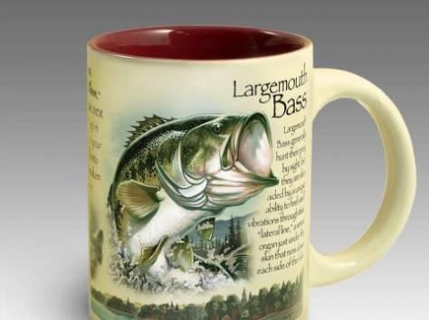 Кружка керамическая Largemouth Bass (American Expedition), фотография 1
