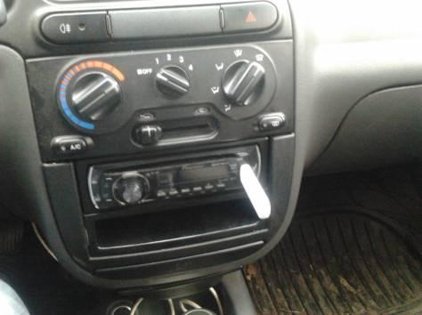 Chevrolet Lanos, 2006 г. , фотография 9