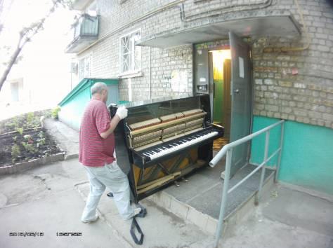 Квартирный переезд,пианино,грузчики.т.531268, фотография 1