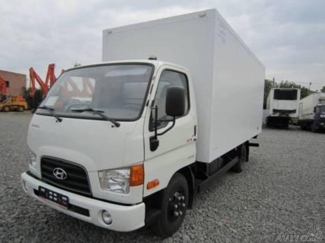 Продаю автофургон Hyundai HD-78, фотография 1
