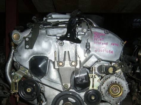 Контрактные моторы на Nissan., фотография 2