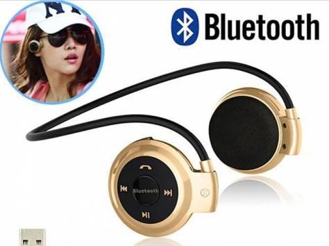 Спортивные наушники Bluetooth Mini-503, фотография 1