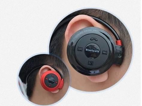 Спортивные наушники Bluetooth Mini-503, фотография 4