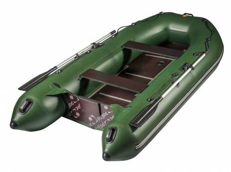 Лодка ПВХ Ривьера 3200 СК, фотография 5