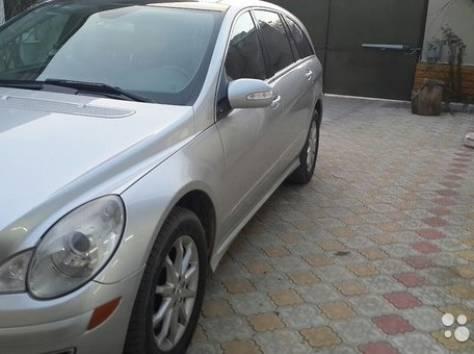 Mercedes-Benz R-класс, 2005, фотография 2