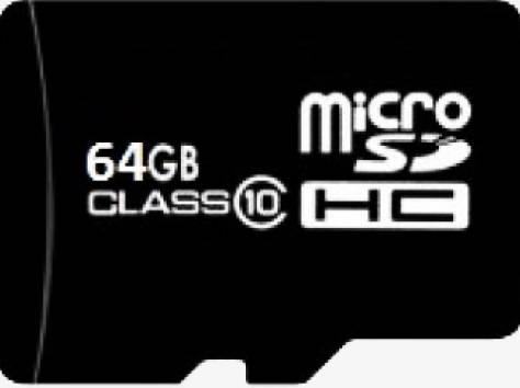 Карты памяти микро СД 16-64 ГБ новые, дешевые, фотография 3