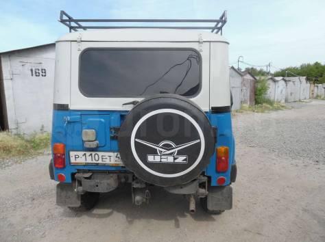 Продам УАЗ 469 в хорошем состоянии. Полностью подготовлен к охоте и рыбалке., фотография 2