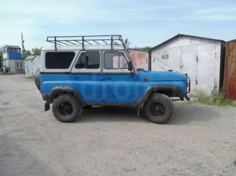 Продам УАЗ 469 в хорошем состоянии. Полностью подготовлен к охоте и рыбалке., фотография 4