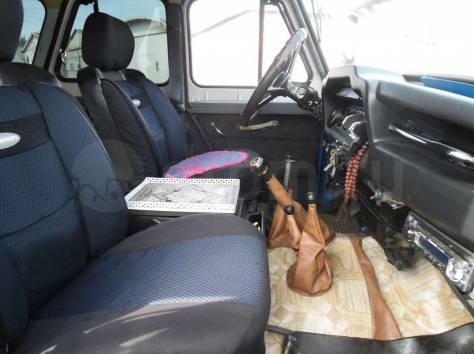 Продам УАЗ 469 в хорошем состоянии. Полностью подготовлен к охоте и рыбалке., фотография 5