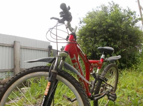 Велосипед горный, 18 скоростей, фотография 2