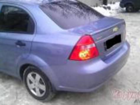 Chevrolet Aveo, седан, 2007 г. в., пробег: 80000 км., механическая, 12 л , фотография 1
