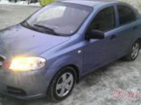 Chevrolet Aveo, седан, 2007 г. в., пробег: 80000 км., механическая, 12 л , фотография 3
