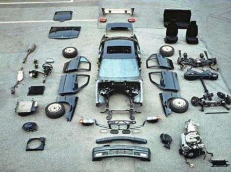 Б\У запчасти на Европейские Автомобили под заказ., фотография 1
