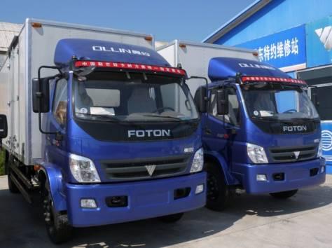 Продам грузовой фургон, фотография 1
