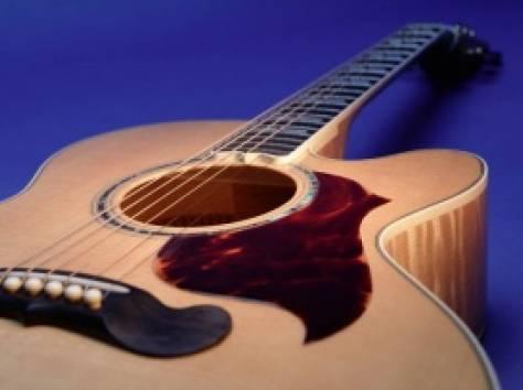 Обучение игре на гитаре для детей и взрослых, фотография 1
