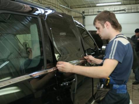 Тонировка стекол и бронирование пленкой кузова авто, фотография 1