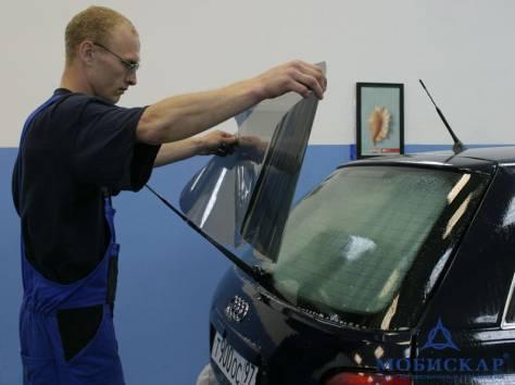 Тонировка стекол и бронирование пленкой кузова авто, фотография 2