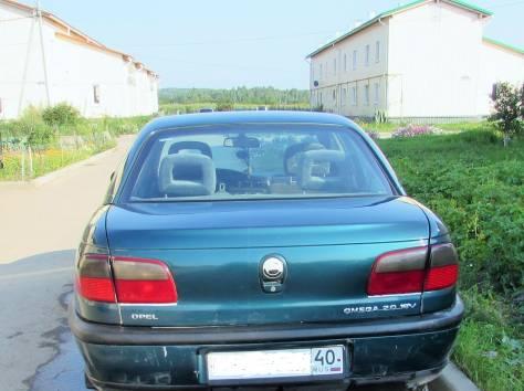 Opel Omega 1994 г., фотография 3