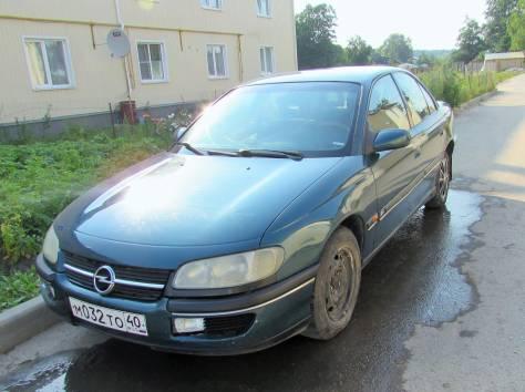 Opel Omega 1994 г., фотография 7