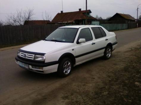 Продам VW венто белый, фотография 1