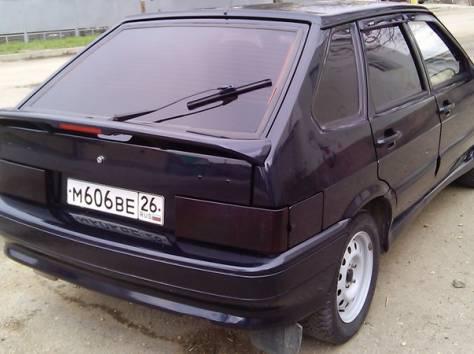 продаю ВАЗ 211440 2008г.в. срочно,торг., фотография 5