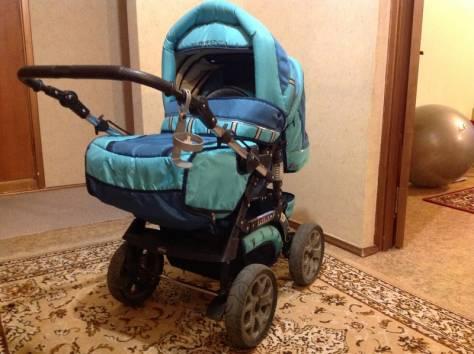 Продается коляска-трансформер RIKO Viper, фотография 2