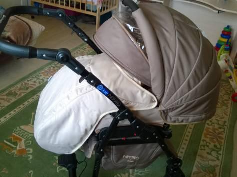Продам детскую коляску Adamex Nitro 2 в 1, фотография 3