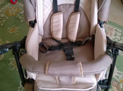 Продам детскую коляску Adamex Nitro 2 в 1, фотография 4