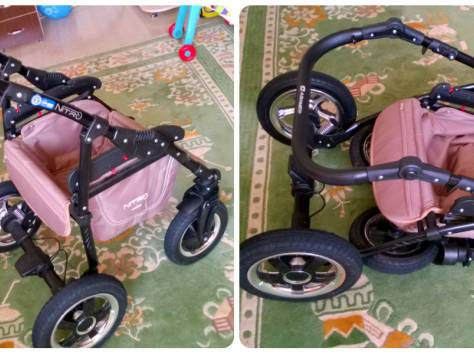 Продам детскую коляску Adamex Nitro 2 в 1, фотография 5