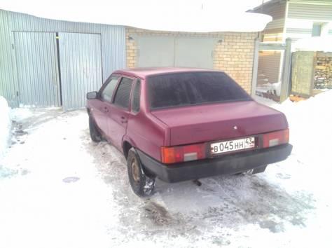 автомобиль ваз21099i, фотография 3