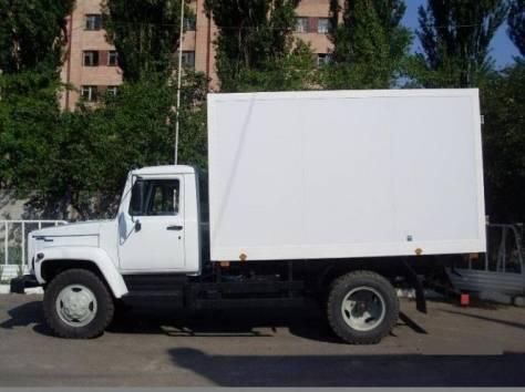 Продам изотермический фургон на а/м ГАЗ-3307, фотография 1