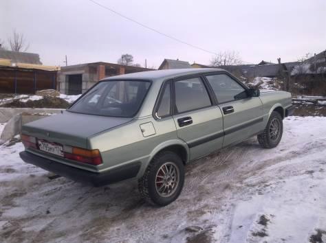 Audi 80, фотография 4