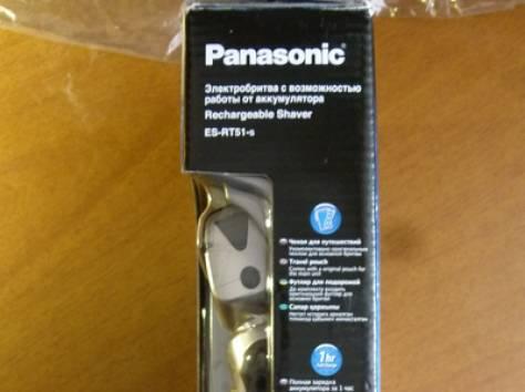 Продам электробритву  Panasonic ES-RT51-s, фотография 4