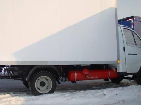 Новый промтоварный фургон, фотография 1