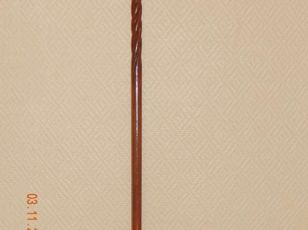 Изготовление тростей из дерева, фотография 1