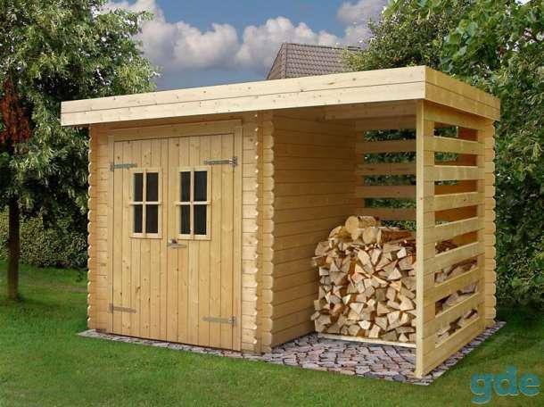 Дачный домик  с террасой, фотография 8