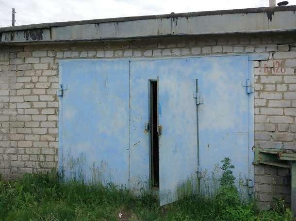 Гараж кирпичный капитальный 26 м район ж/д станции (ул.Зайцева), фотография 1